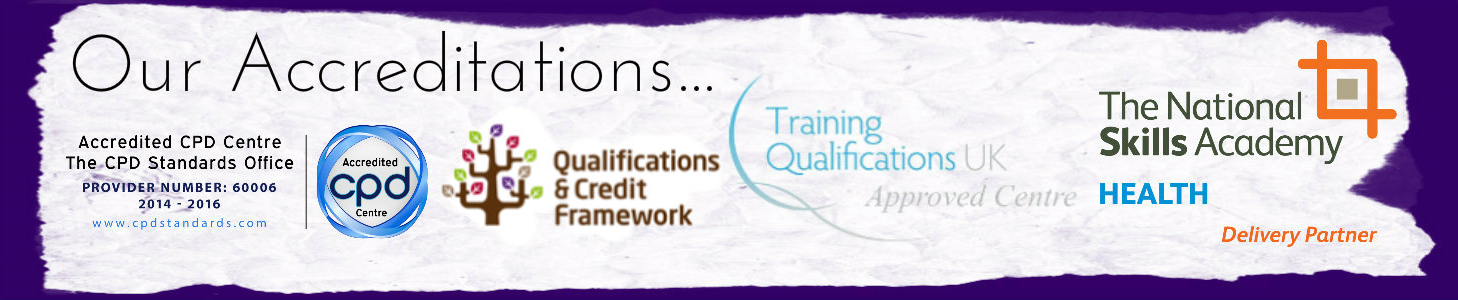 Ofqual Accredited QCF Qualifications Provider | Regal Training - Coventry
