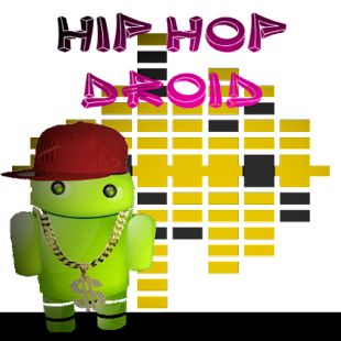 Hip Hop Droid - screenshot