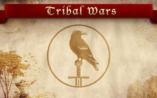 Screenshot of Tribal Wars