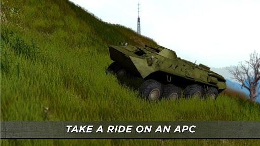 4X4 OffRoad SUV Simulator - screenshot