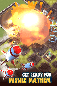 Mad Rocket: Fog Of War APK screenshot thumbnail 8