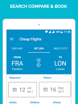 Cheap Flights By Flight Booking App APK screenshot thumbnail 6