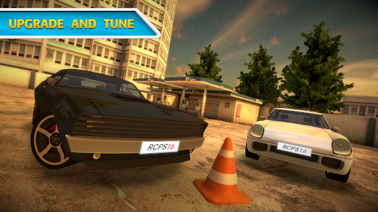 Game Real Car Parking Simulator 16 - Extreme Challenge APK for Windows Phone
