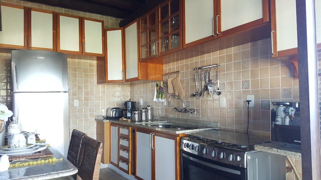 Casa 4 Dorm, Paragem dos Verdes Campos, Gravataí (CA1416) - Foto 13