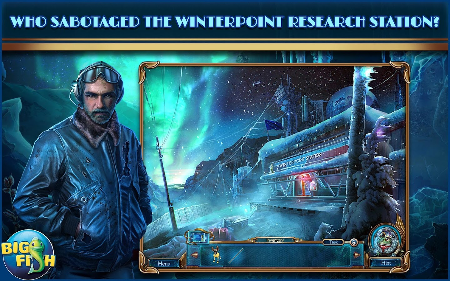 Mystery: Winterpoint (Full) Screenshot 5