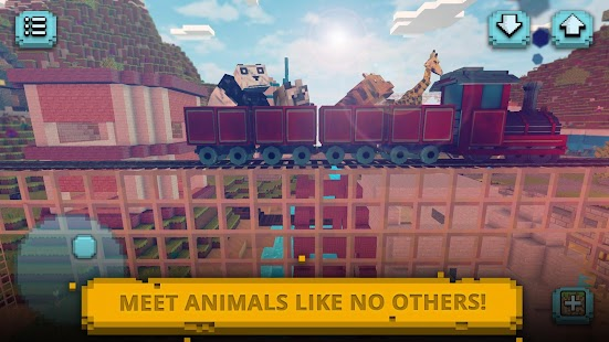 Animals Craft: Block World Exploration amp Design Für PC Windows & Mac
