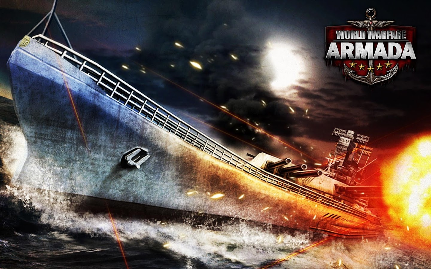 World Warfare: Armada Screenshot 0