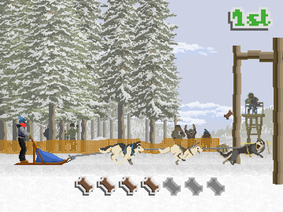 Dog Sled Saga Screenshot 5