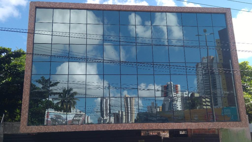 Sala para alugar, 33 m² por R$ 2.300/mês - Av. Sen. Ruy Carneiro - João Pessoa/PB