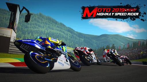Moto 2019 - Highway Speed Rider For PC