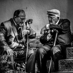 *** by Yasin Akbaş - People Portraits of Men ( senior group )