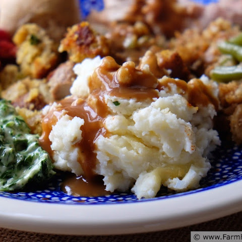 MA's Make Ahead Irish Mashed Potato Casserole