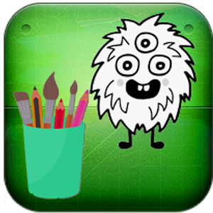 Coloring book for kids for PC-Windows 7,8,10 and Mac