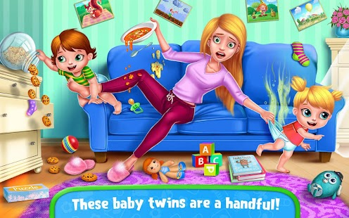 Baby Twins - Terrible Two- screenshot thumbnail