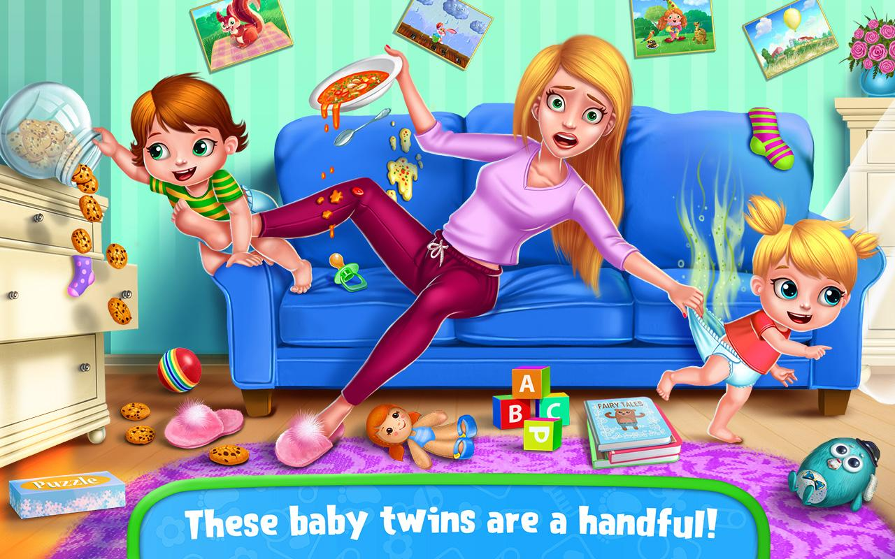 Baby Twins - Terrible Two Screenshot 4