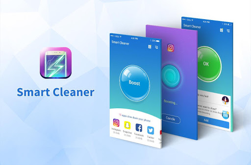 Smart Cleaner, Clean & Boost For PC