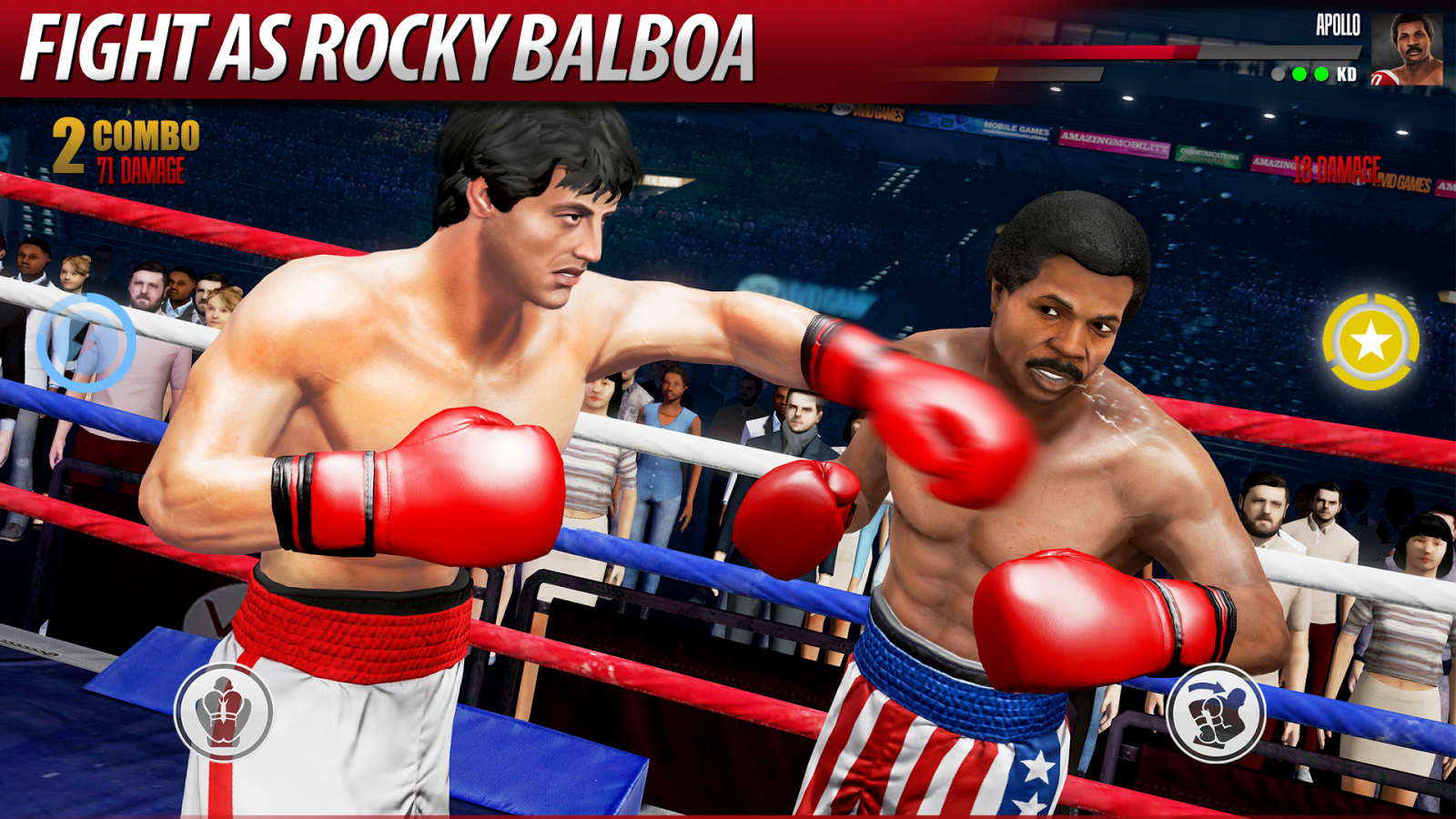 Real Boxing 2 ROCKY Screenshot 7