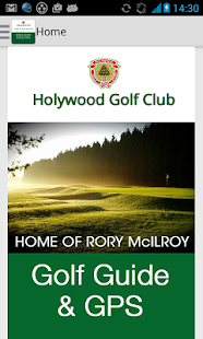 Holywood Golf Club - screenshot