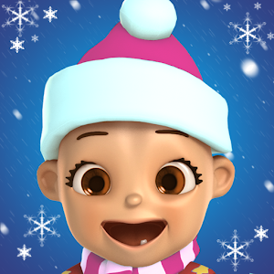 Download Baby Masha's Winter Playground For PC Windows and Mac