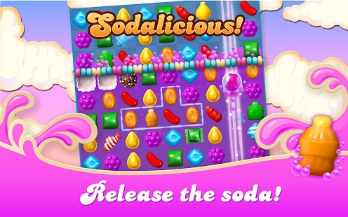 Candy Crush Soda Saga APK for iPhone