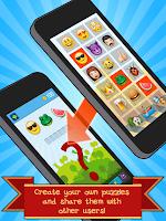 Screenshot of EmojiNation - emoticon game