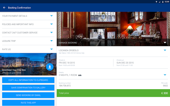 Booking.com Hotel Deals APK screenshot thumbnail 10