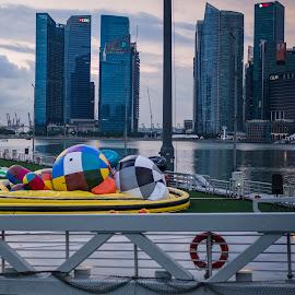 by Roger Foo - City,  Street & Park  Amusement Parks
