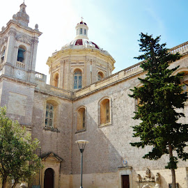 ST.PAUL'S CHURCH by Wojtylak Maria - Buildings & Architecture Places of Worship ( church, malta, historical, town, worship )
