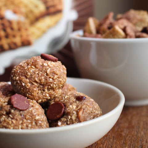Chocolate Chex Cookie Bites
