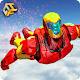 Flying Superhero Real Robot Rescue Mission