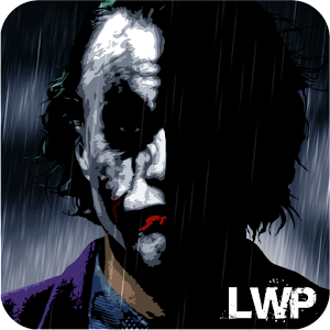 Animated Joker Live Wallpaper Released on Android - PC / Windows & MAC
