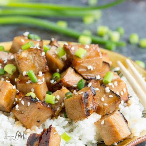 Honey Soy Pork Loin