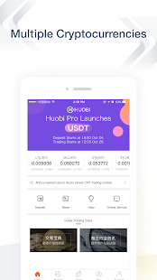 Huobi android apps download