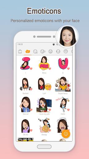 MomentCam Cartoons & Stickers screenshot 12