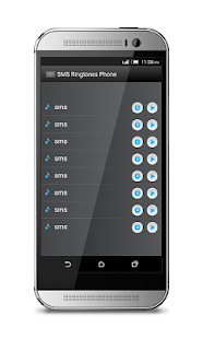 SMS Ringtones Phone - screenshot