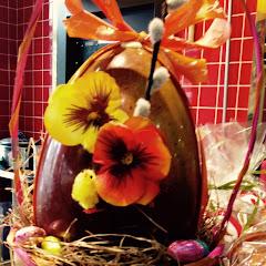 100% Gluten Free & Dairy Free: Oeuf de Pâques - Easter Egg