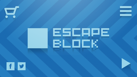 Escape Block - screenshot