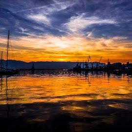 by Milan Tomicic - Landscapes Sunsets & Sunrises