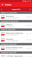 Screenshot of RheinEnergie Heimvorteil®
