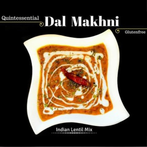 Quintessential Dal Makahni (Buttery Black Lentil Mix)