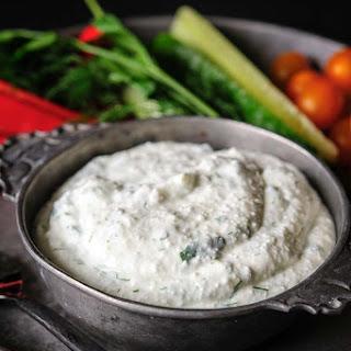 Garlic Cottage Cheese Dip Recipes