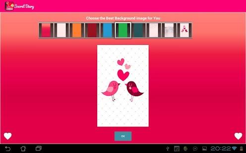 App Secret Diary apk for kindle fire