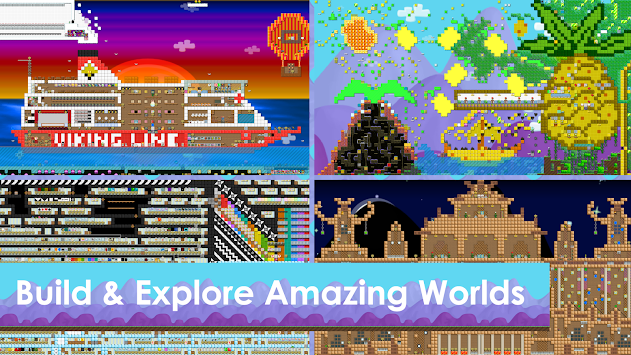 Growtopia APK screenshot thumbnail 1
