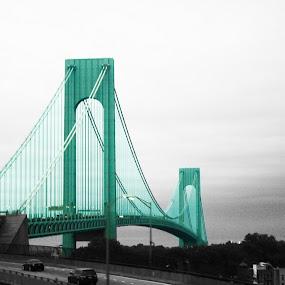 by Lena DeStefano - Buildings & Architecture Bridges & Suspended Structures