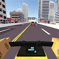 Blocky Moto Racing APK for Bluestacks