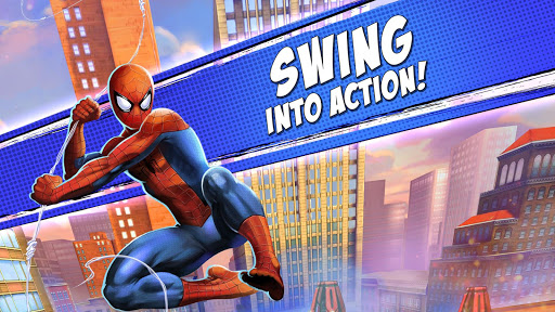 MARVEL Spider-Man Unlimited screenshot 7