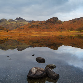by Stephen Hooton - Landscapes Mountains & Hills