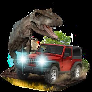Cover art Jurassic Drive