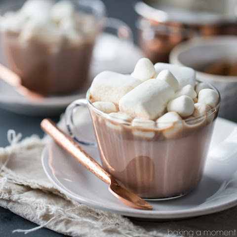 Easy Hot Cocoa from Scratch