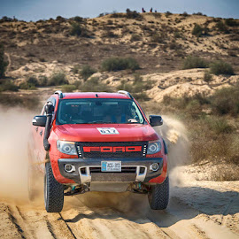 TDR 2017 by Abdul Rehman - Sports & Fitness Motorsports ( pakistan, desert, dust, airborne, ford )